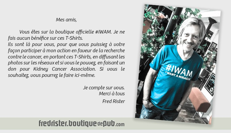Boutique Officielle IWAM